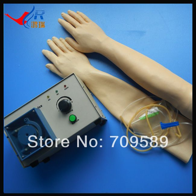$375.00 (Buy here: http://appdeal.ru/dp1m ) Budget Medital Training Model---Full-functional Venipuncture Transfusion Arm for just $375.00