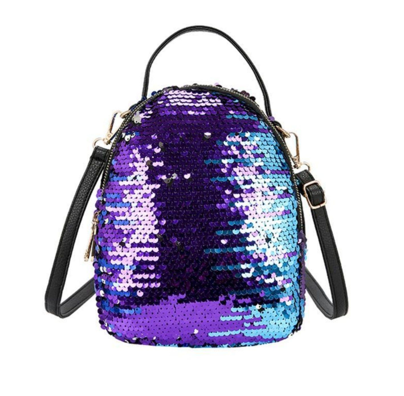 27eb5ccc239 Color Changing Sequins Mini Backpack | Products | Backpacks, Sequin ...