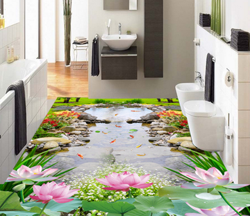 Customize Floor Mural | Floor murals, Floor wallpaper, Mural