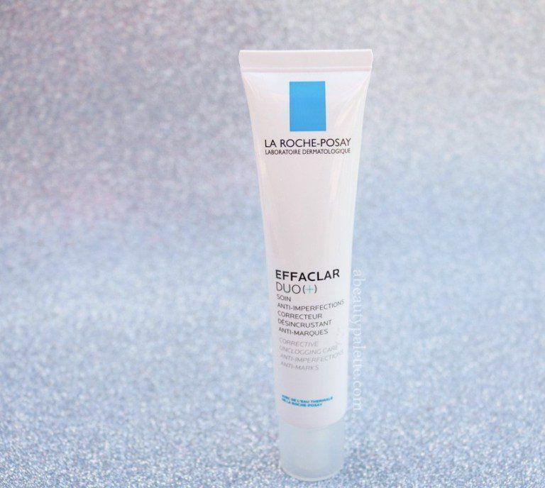La Roche Posay Effaclar Duo Review With Images La Roche Posay La Roche Posay Effaclar