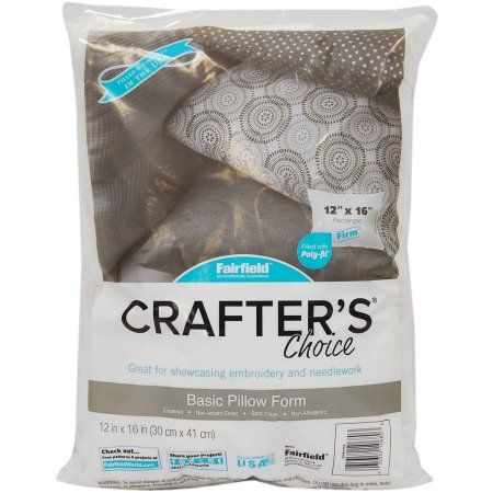Walmart Pillow Inserts Crafter's Choice Pillow Insert  Walmart  See Nowbuy Later