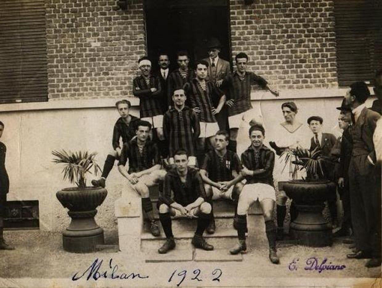 Associazione Calcio Milan, 1922