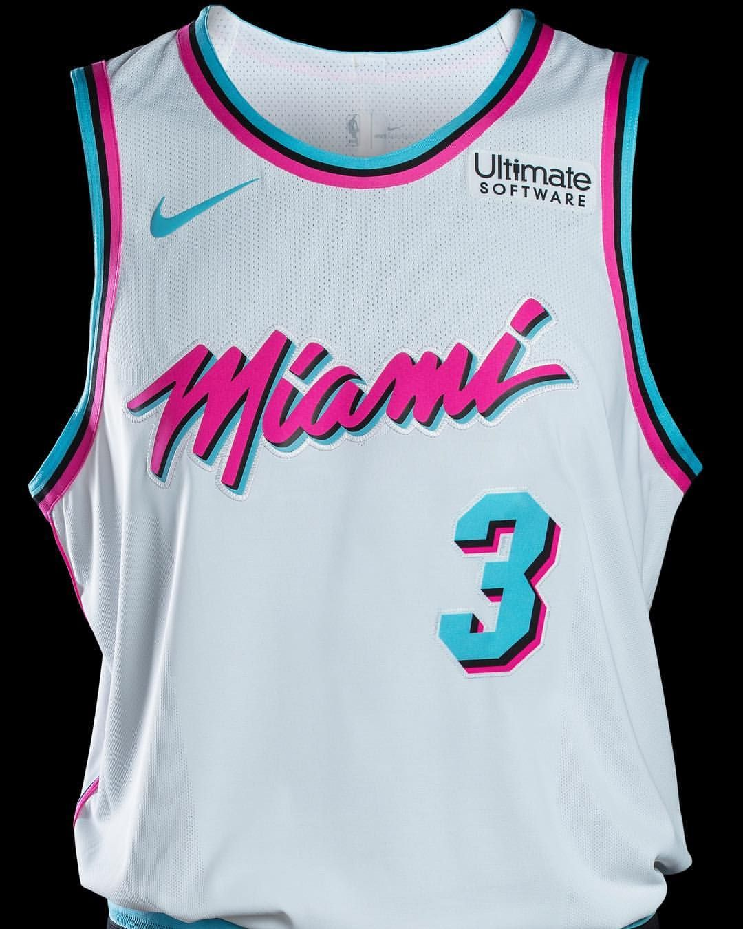 best service 31648 baa4b Pin by David Torres on NBA Miami Heat | Jersey outfit, Miami ...