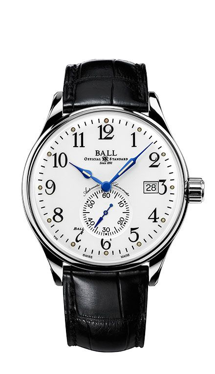 Welcome to BALL Watch - Standard Time