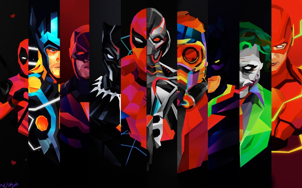 Super Heroes Wallpapers   hdqwalls.com