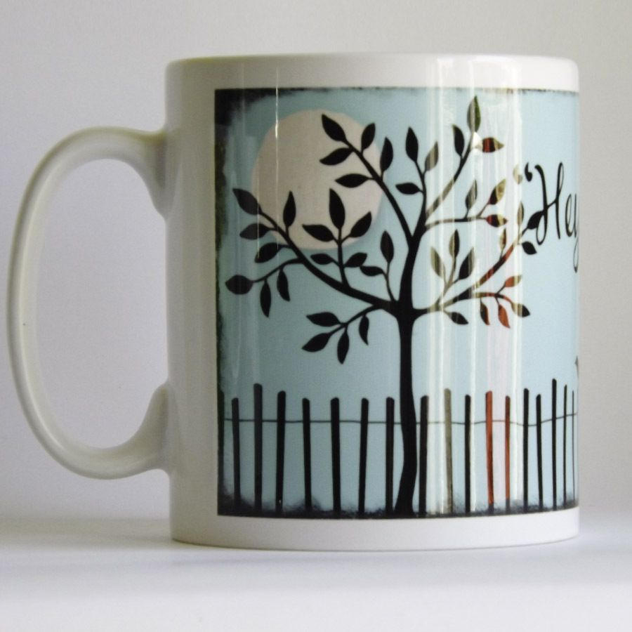 hey boo to kill a mockingbird ceramic mug well we just adore hey boo to kill a mockingbird ceramic mug well we just adore this