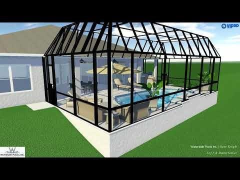 Vip3d 3d Swimming Pool Design Software Youtube Swimming Pool