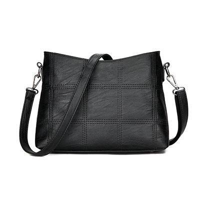 67a4f57d72bb Lattice Bag 2017 Luxury Handbags Women Bags Designer High Quality Leather  Women s Shoulder Bag Ladies Plaid