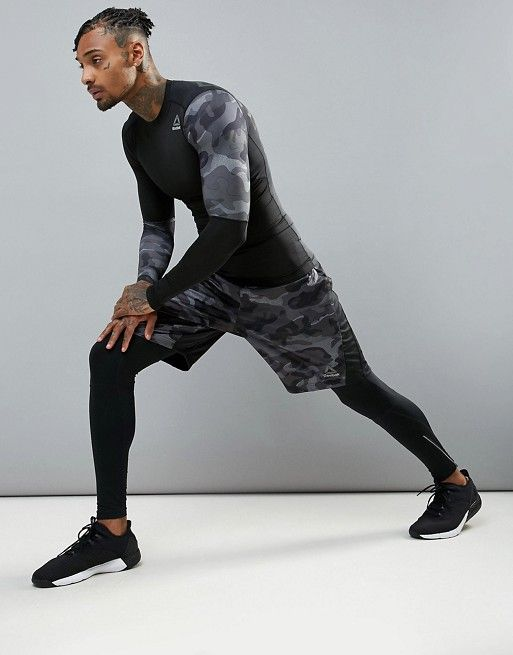 reebok gym clothes