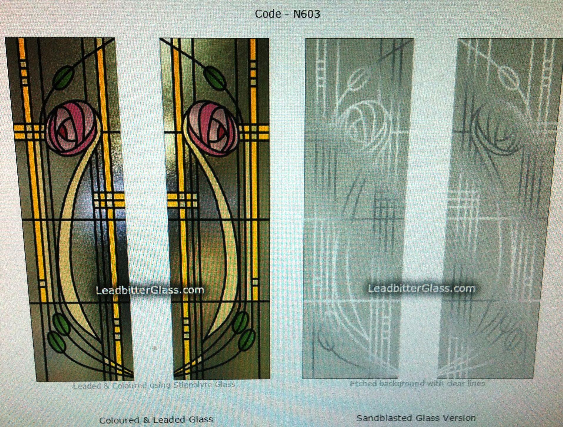 Rose Mackintosh  http://leadbitterglass.com/stained_glass/charles_rennie_mackintosh_doors_patterns.htm