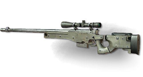 L118A sniper modern warfare 3 | VIDEO GAMES | Bolt action