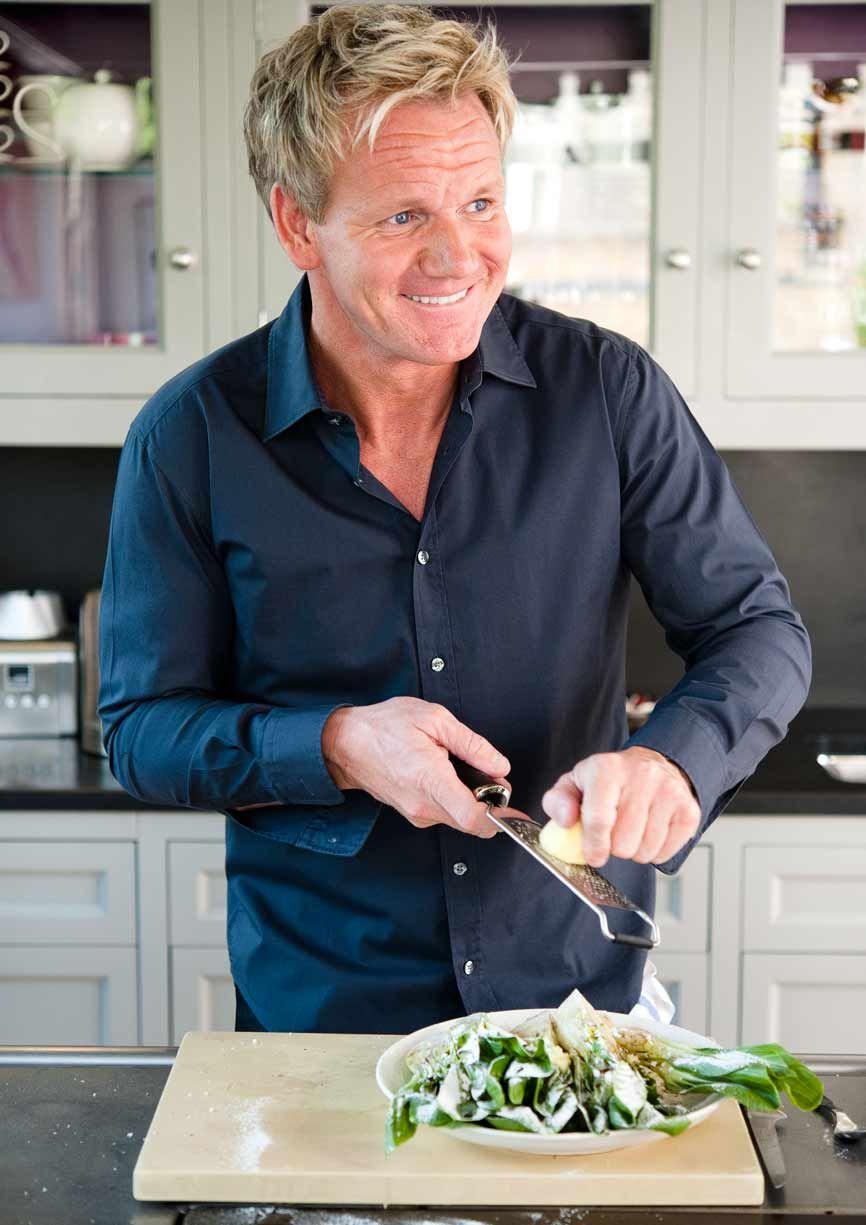 Gordon Ramsay Pic By Gareth Morgans Chef Gordon Ramsay Ramsay Chef Gordon Ramsey