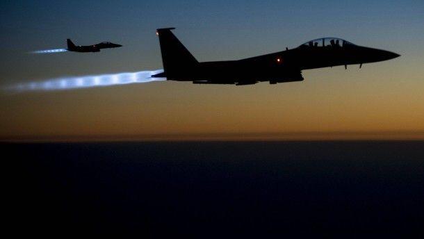 Terrormiliz IS im Irak: Mehrheit für britische Luftschläge zeichnet sich ab - Go get them! Slat hulle dat dit spat...