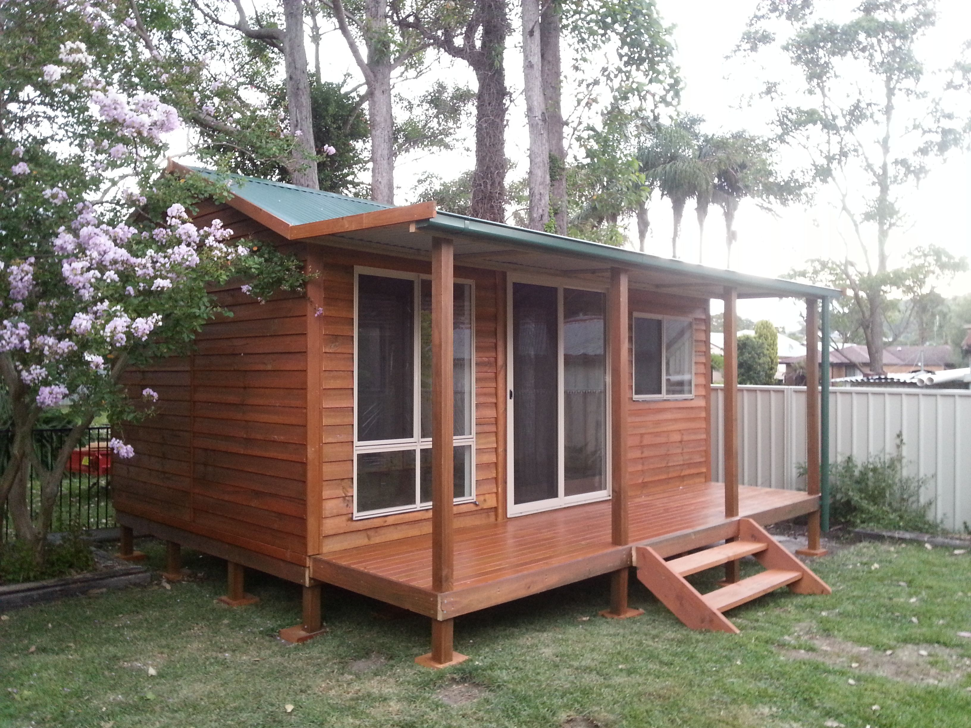 Man Cave Sheds Garages Nsw : An art studio granny flat man cave she shed or teenage retreat