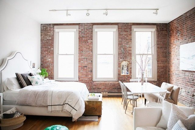 6 Dreamy Deco Ideas For One Room Apartments (Daily Dream Decor