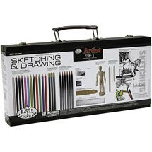 walmart artist set for beginners sketching drawing drawing