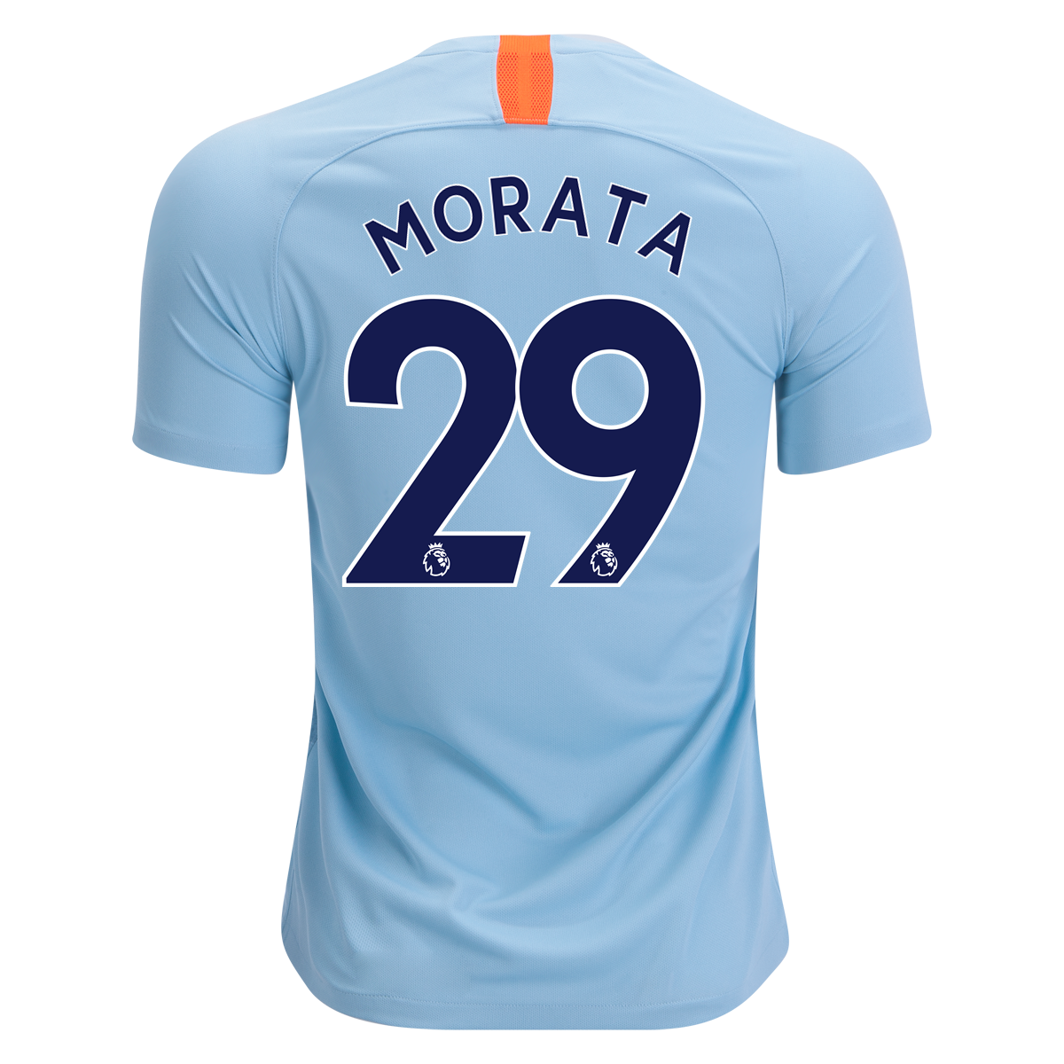 Alvaro Morata Chelsea Away Jersey