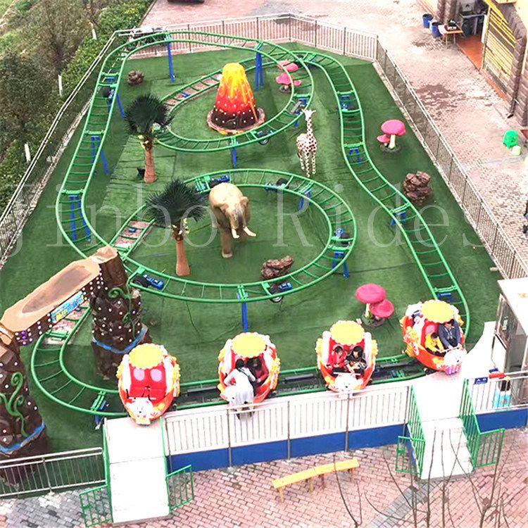 Outdoor Fairground Kids Amusement Theme Park Cheap Luck