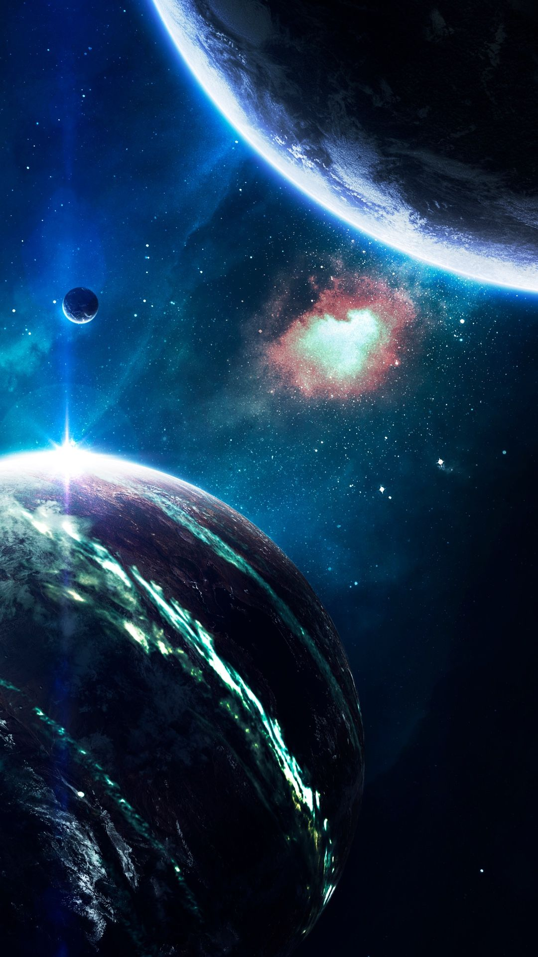 Cool Space Background Images