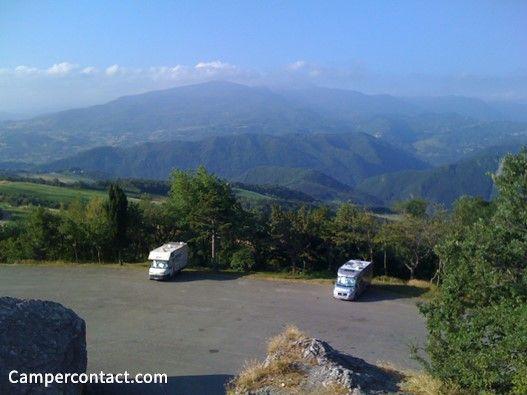 Wohnmobilstellplatz Castelnovo ne' Monti (Parking) | Campercontact