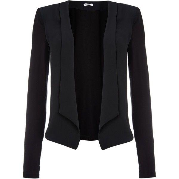 Marella Long sleeved jersey jacket