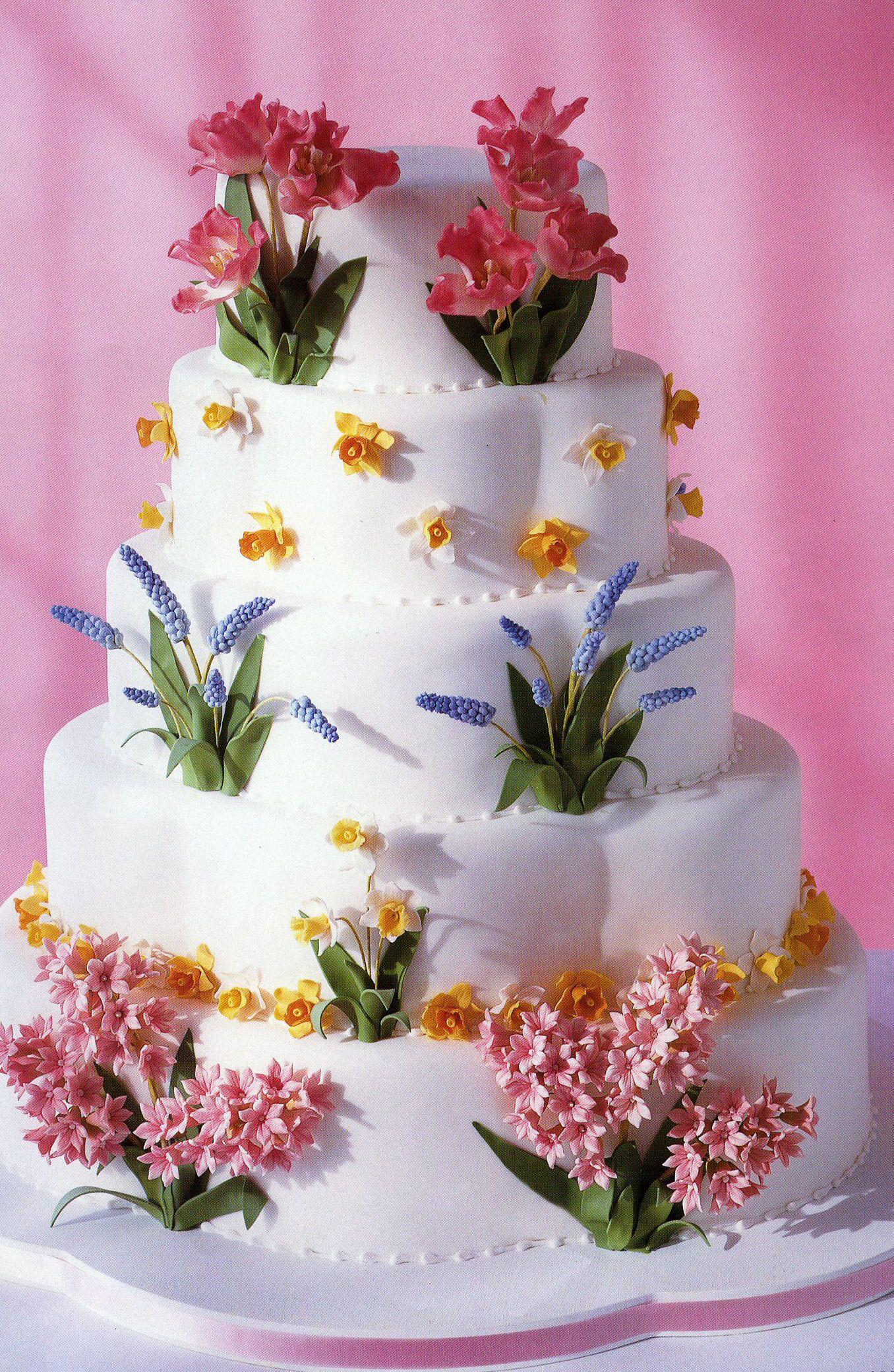 Lovely spring cake cake inspiration gallery pinterest spring