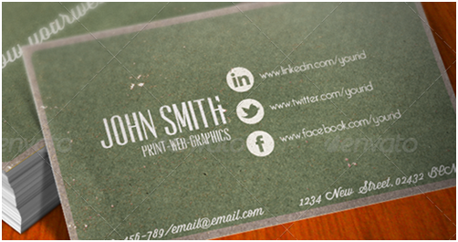 Instagram Print Business Cards — Crafthubs | Business cards ...