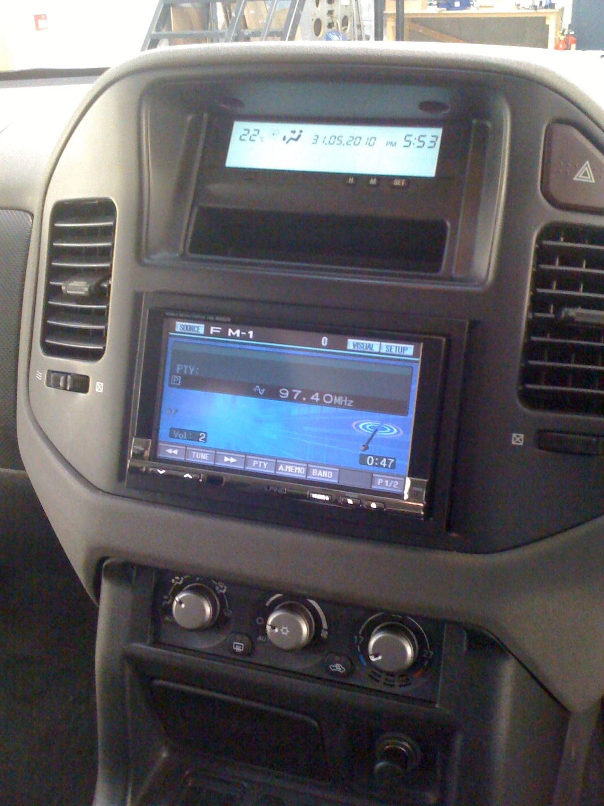Alpine Iva W205 Navigation Package Wiring Diagram Mistsubishi Shogun Fitted With 65 Touchscreen Dvd Cd