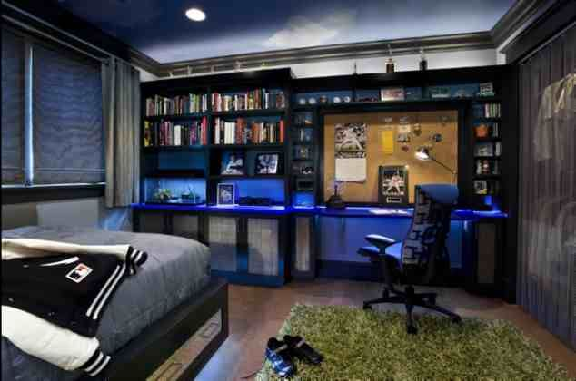 Modern College Bedroom Ideas For Guys