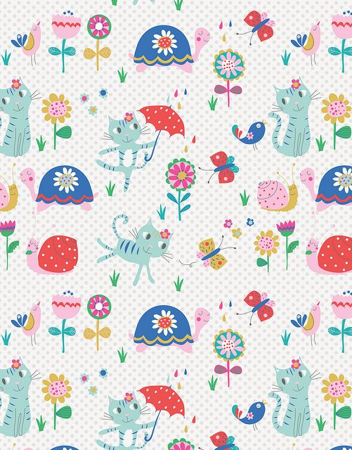 Pin By Julie Eckert On Illustrations Drawings Colorful Artwork Pattern Wallpaper Pattern Illustration Repeating Patterns