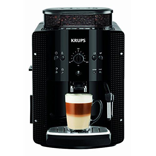Amazon Co Uk Krups Ea8108 Kitchen Home Full Review At Www Blackheartscoffee Com Machine A Cafe Machine A Cafe Automatique Machine Expresso