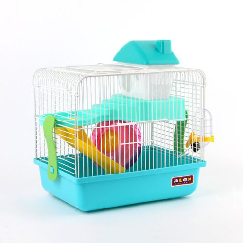 New Design Combo Dwarf Hamster Rodent Cage Playhouse Four Colors Gnawing Stone Dwarf Hamster Hamster Dwarf Hamster Cages