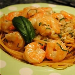 Healthy Shrimp Pasta Recipe
