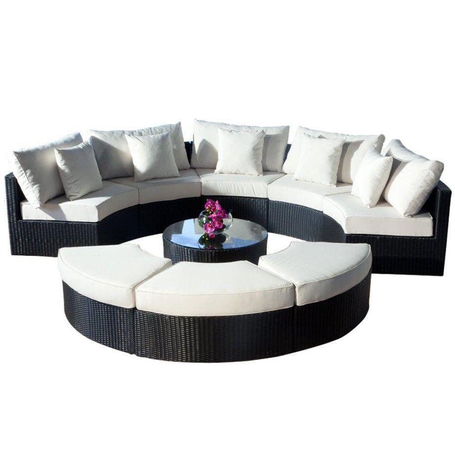 Elegant Half Circle Couch | Best Sofas Ideas