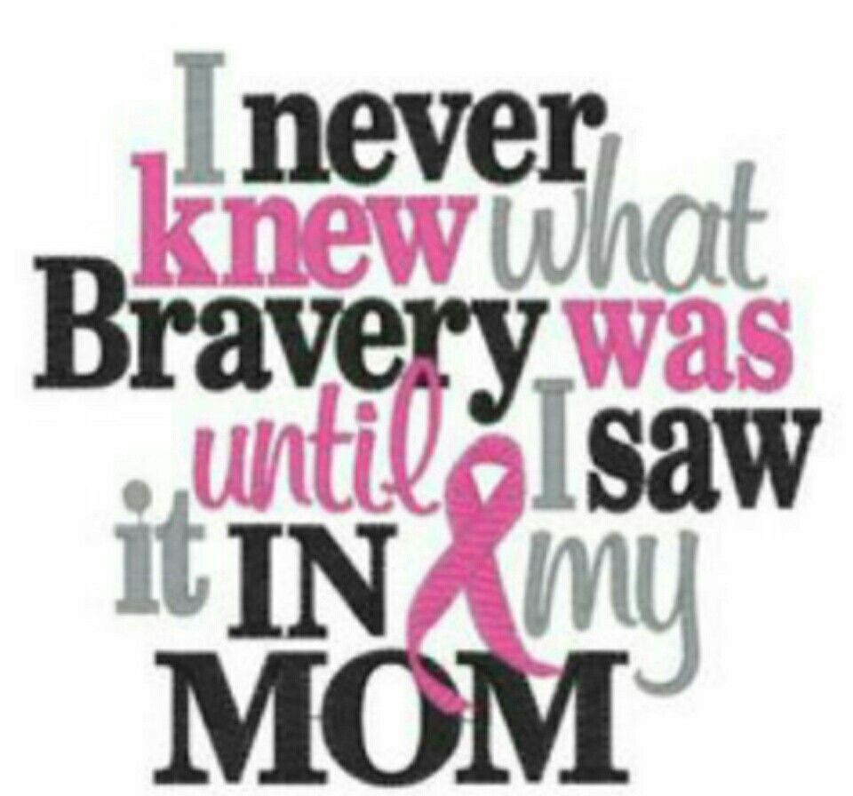 Breast Cancer Quotes Pinkim D On To The Strongest Person I Know My Mom  Pinterest