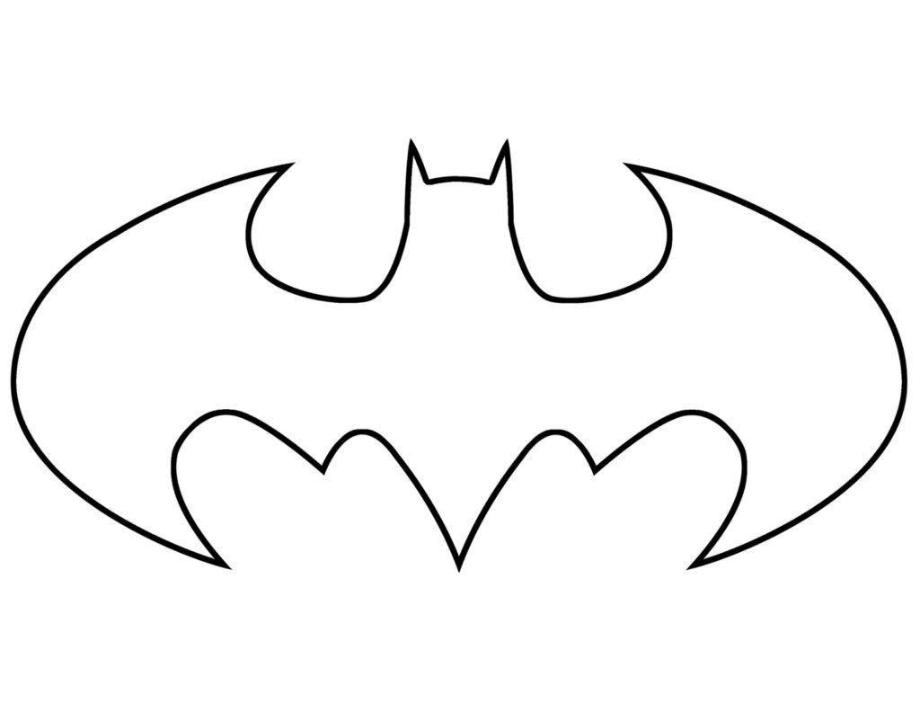 Aniversario Batman Pumpkin Stencil Batman Coloring Pages Batman Pumpkin