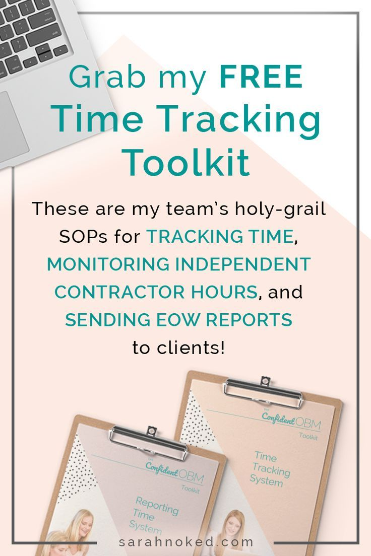Time Tracking Toolkit Business management, Time