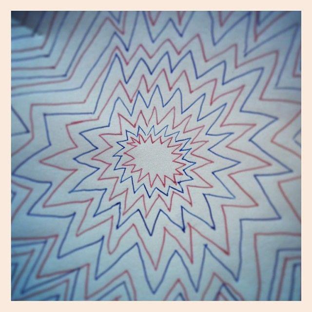 #bang #pattern #pow #doodle
