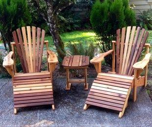 Utopia Woodcrafters Near Portland, OR. Rocking ChairPortland