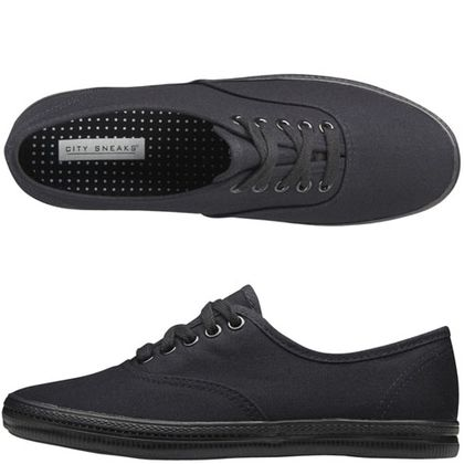 c47ae2ace72e1 Womens - City Sneaks - Canvas Sneaker - Payless Shoes - StyleSays ...
