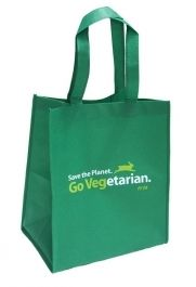 Top Five Reasons to Take Your Own Shopping Bags to the Store