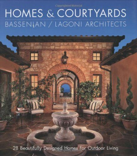 Homes & Courtyards: 28 Beautifully Designed Homes for Outdoor Living by Bassenian/Lagoni Architects http://www.amazon.com/dp/0972153934/ref=cm_sw_r_pi_dp_4KqPtb1N026CTGB0
