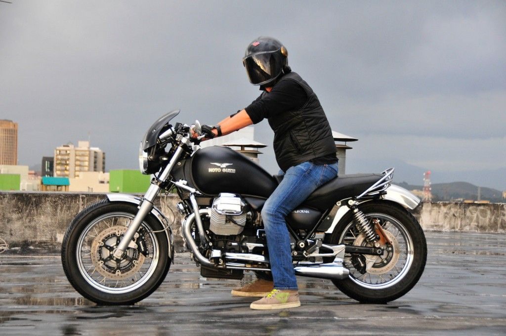 Moto Guzzi California ナナ 重機