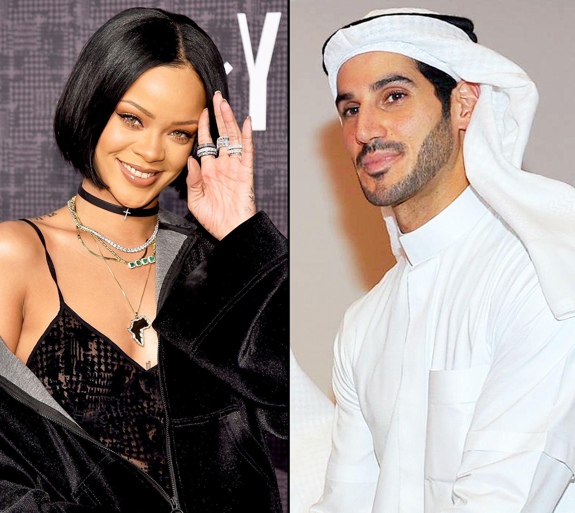 [PHOTOS] Rihanna And Billionaire Boyfriend Hassan Jameel