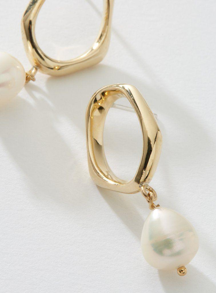 e2e302ab7 Hera earrings in Gold in 2019   Earrings   Jewelry, Earrings, Gold ...