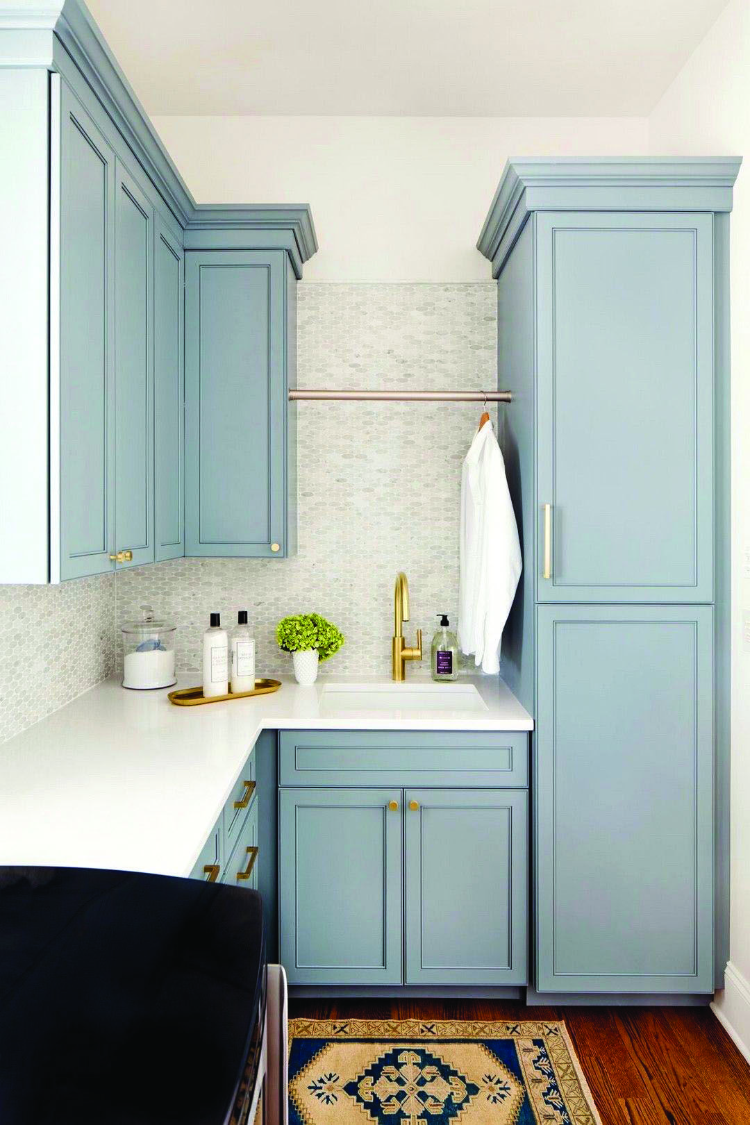Are Painted Kitchen Cabinets A Fad