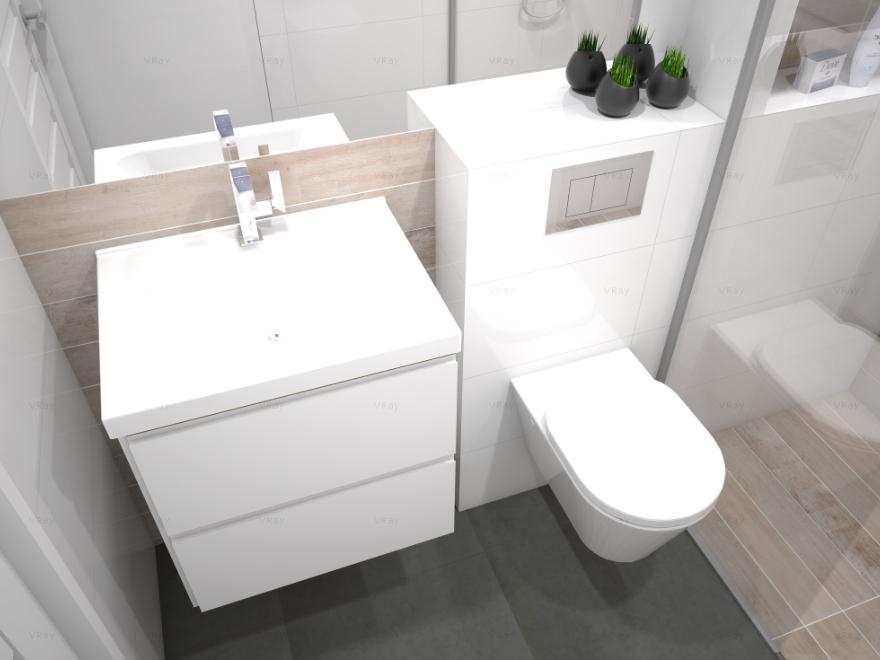 Lazienka 4 2m 2 2 Bathroom Vanity Vanity Bathroom
