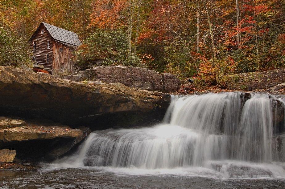 Glade Creek Mill