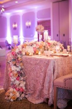 Divinos centros de mesa | Colección de guirnaldas