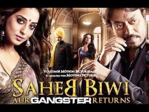 Image result for Saheb Biwi Aur Gangster poster